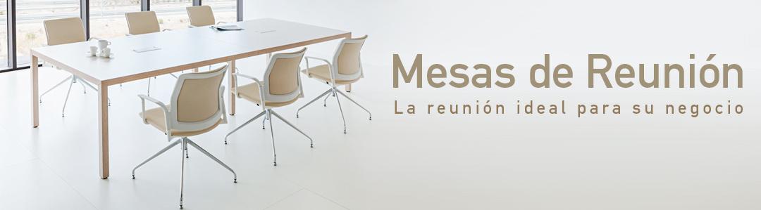 Mesas de reunión - Muebles Montiel