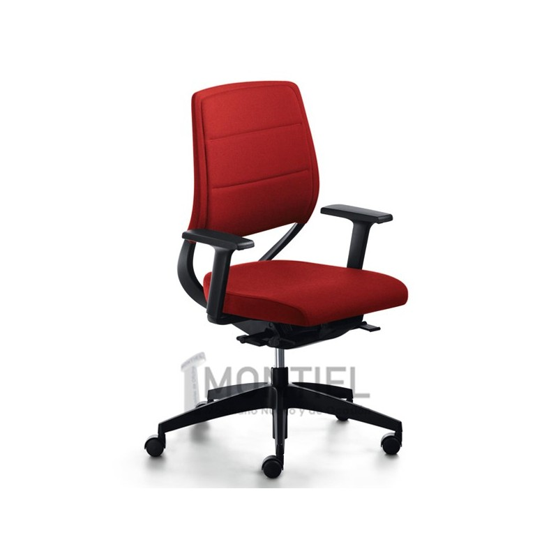 Sillas de oficina nuevas muebles de oficina montiel for Muebles montiel murcia