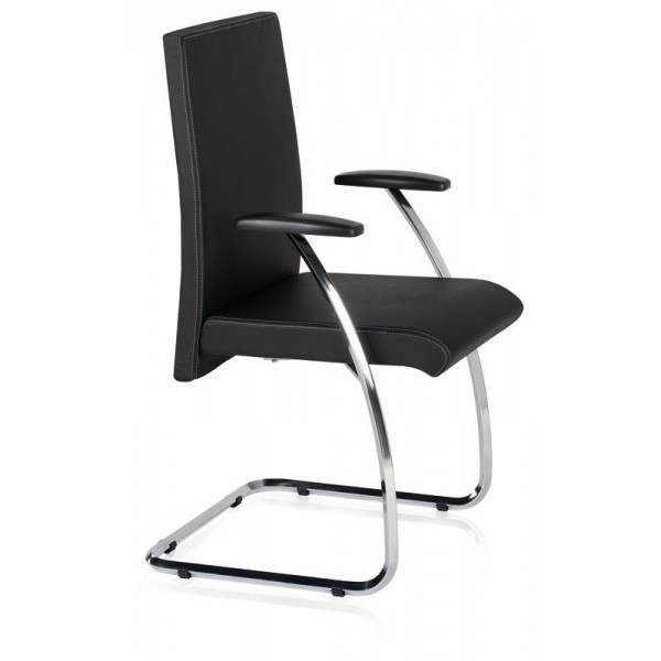 Silla Confidente NEO+ de DILEOFFICE