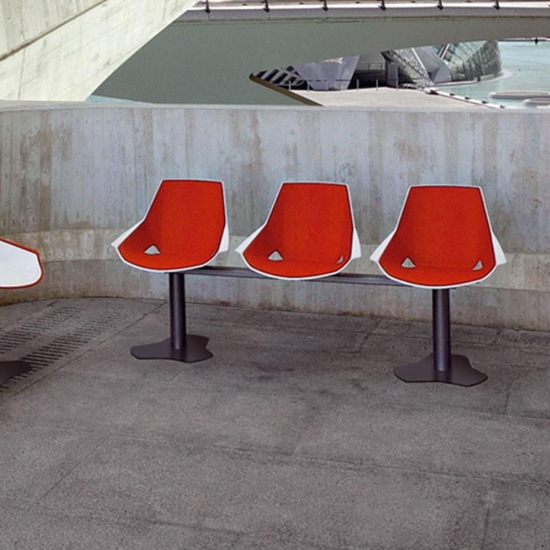 Mobiliario de recepci n y salas de espera muebles de for Muebles montiel murcia