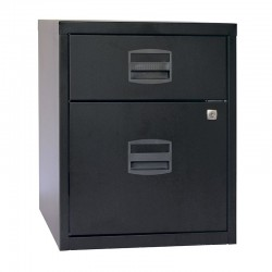 Cajonera met lica serie new muebles de oficina montiel - Cajonera de oficina ...