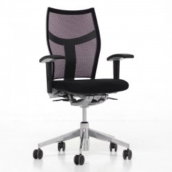 Sillas de oficina ergon micas muebles de oficina montiel for Muebles montiel murcia