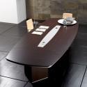 Mesa de Reunión con Pasacables AT de Herpesa comprar online