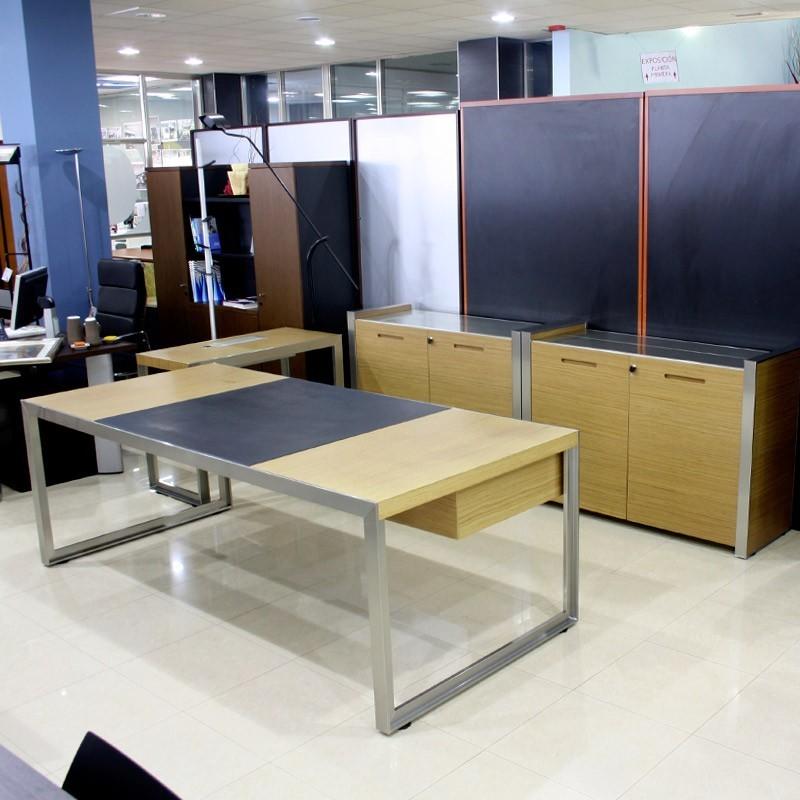 Mesas de oficina segunda mano muebles de oficina montiel - Mueble oficina segunda mano ...