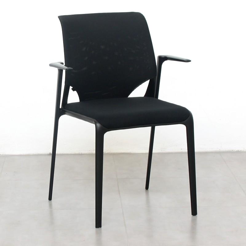 nuevo silla visitantes medaslim de vitra