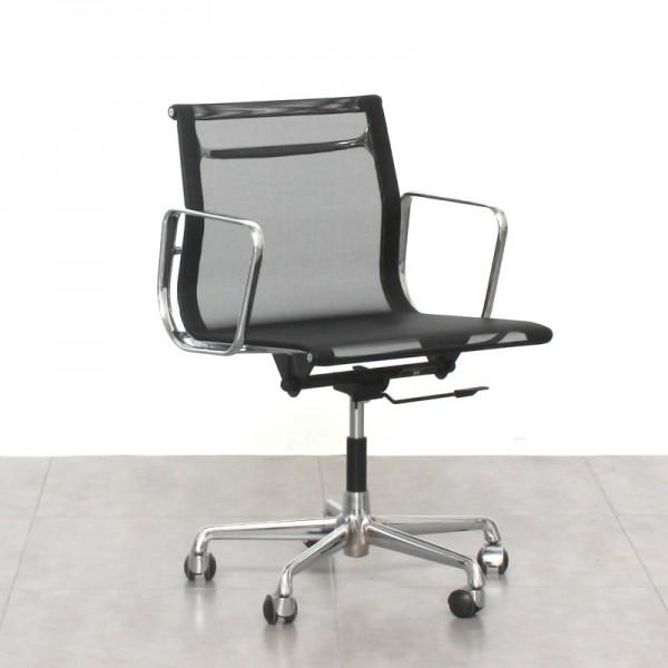 Silla Visitantes ICF Aluminium Chair EA 117 Chair