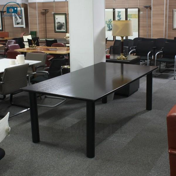 Mesa de reuniones 110x220 wengue