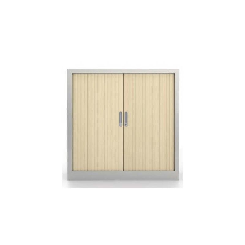 Möbel Plus De armario metálico bajo de persianas gama plus de mobel linea