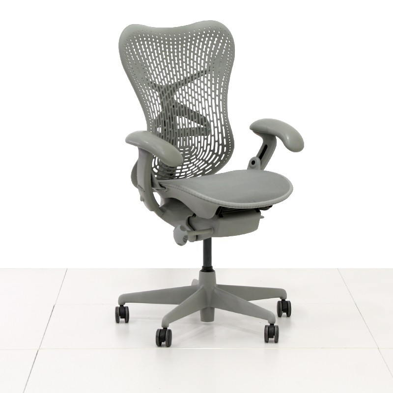Silla de oficina mirra de herman miller muebles montiel for Muebles de oficina herman miller
