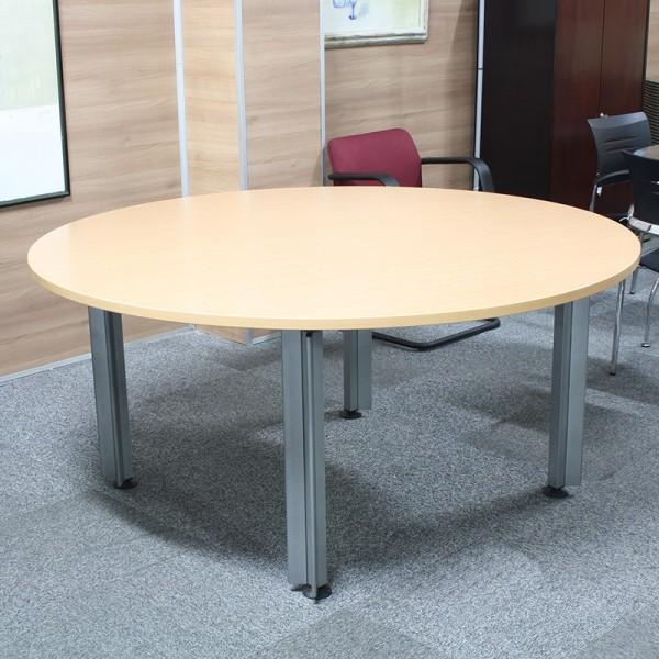 Mesa de Reunión 160 cm. Haya