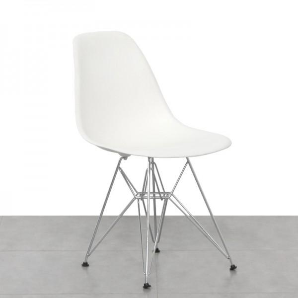 Silla Eames Plastic Chair DSR de Vitra