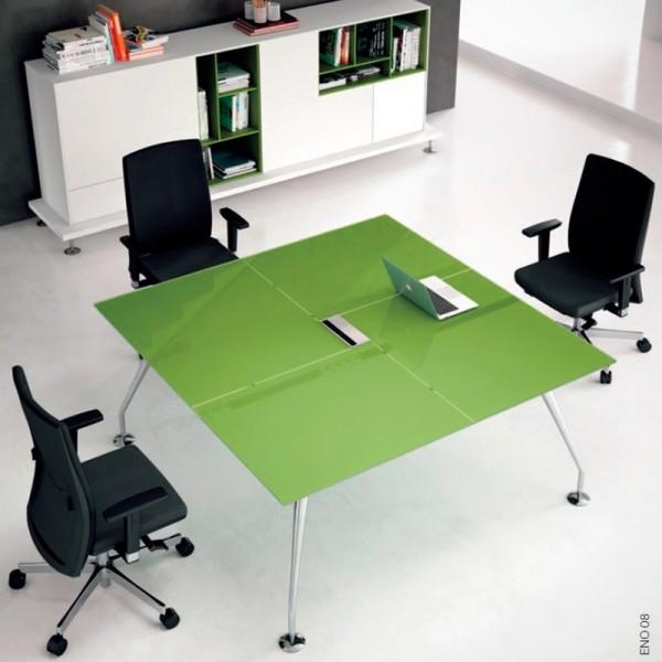 Mesa de Reunión Enosi Evo de Las Mobili
