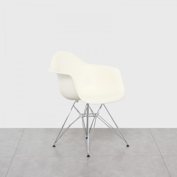 Silla Eames Plastic Armchair DAR de Vitra