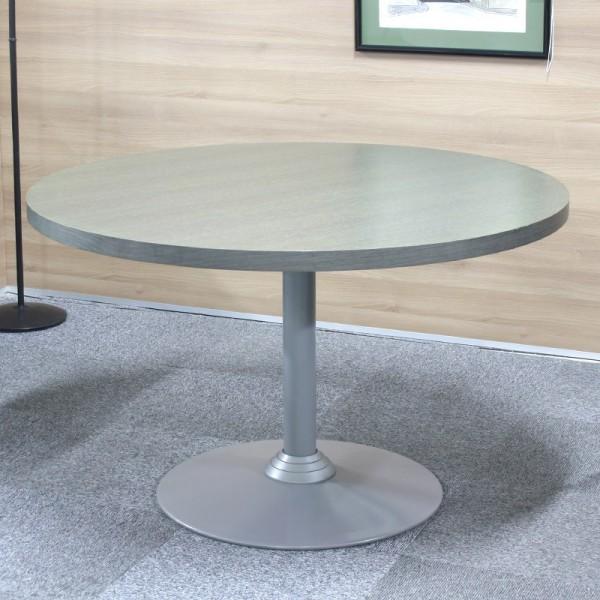 Mesa de Reunión 120 cm. Ceniza