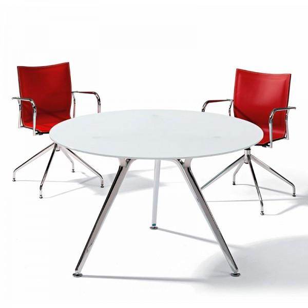 Mesas de Reunión Redonda Arkitek de Actiu