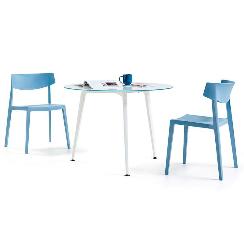 Mesa de Reunión con sillas Twist de Actiu