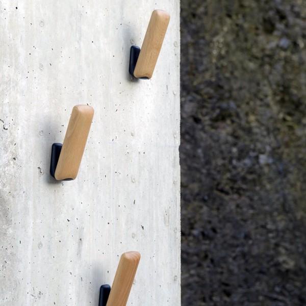 Perchero de Diseño Caddy de ENEA (pared)
