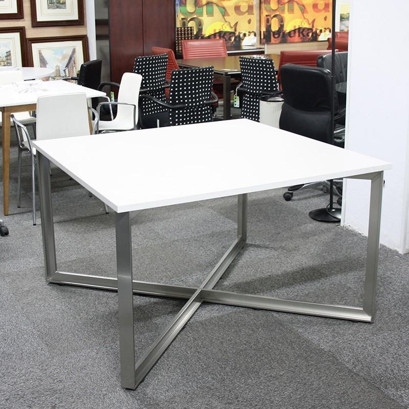 Mesa de Reunión 120 cm. blanca