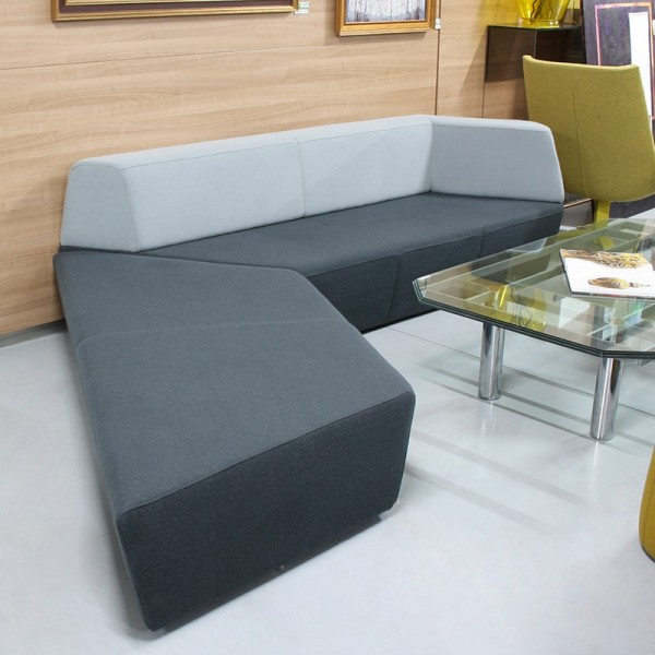 Sofá de Espera Media:Scape Loungue de Steelcase