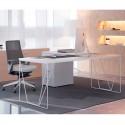Mesa de Despacho con Ala Let's Work de FORMA 5 comprar online