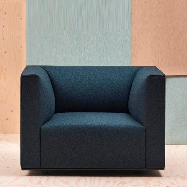 Butaca de Diseño Grand Raglan de Andreu World