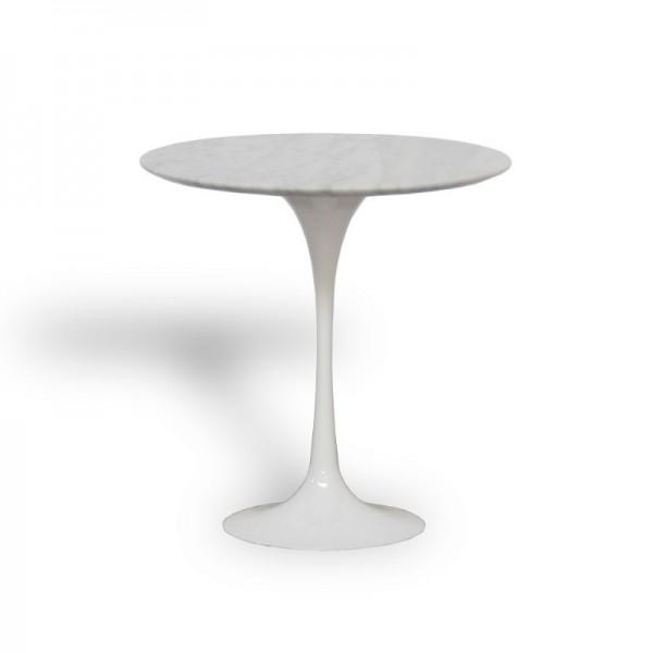 Mesa Auxiliar inspirada en el diseño de Eero Saarinen