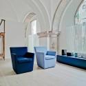 Butaca de Diseño Sala de Espera Hera 006.51 de SANCAL comprar online