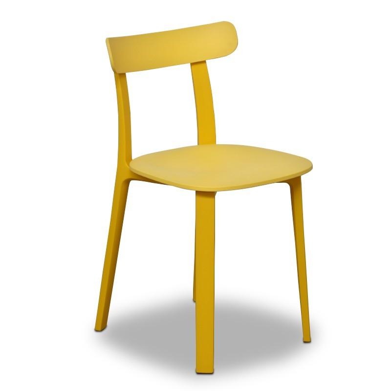 Silla All Plastic Chair de Vitra