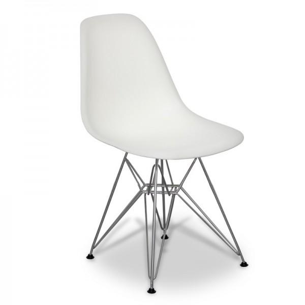 Sillas Colectividades DSR Plastic Chair de Vitra