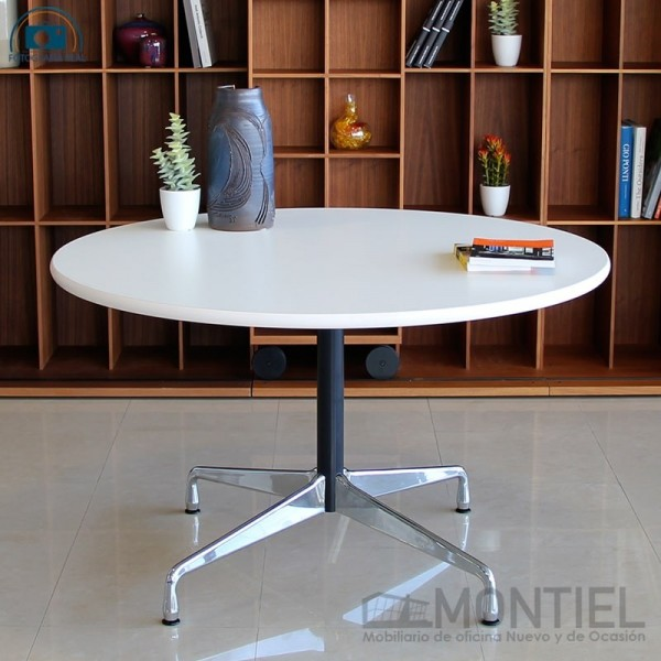 Mesa Eames Segmented Table Redonda de Vitra