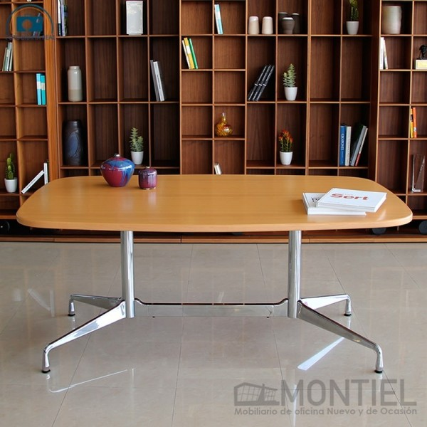 Mesa Eames Segmented Table Barril de Vitra