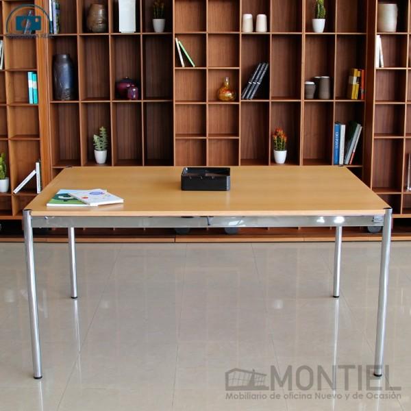 Mesa de diseño para sala de juntas Haller USM