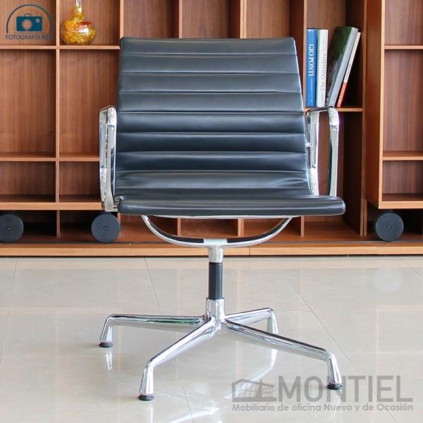 silla piel confidente diseño