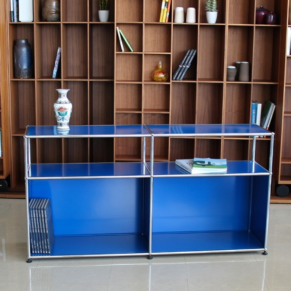 Módulo Sideboard Azul de USM Haller
