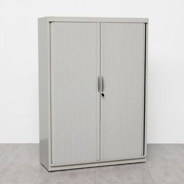 Armario Alto con Puertas-Persiana de Steelcase