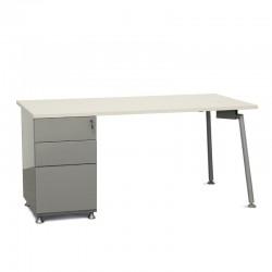 Mesa de Oficina con Cajonera MM449