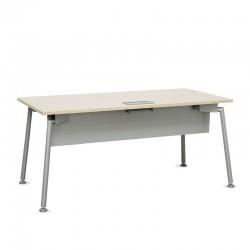 Mesa de Ordenador con Tapeta y Faldón MM460