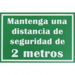 CARTELES DE PREVENCIÓN 15X10cm