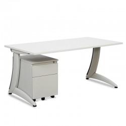 Mesa de Oficina con Estructura TNT de Steelcase +...