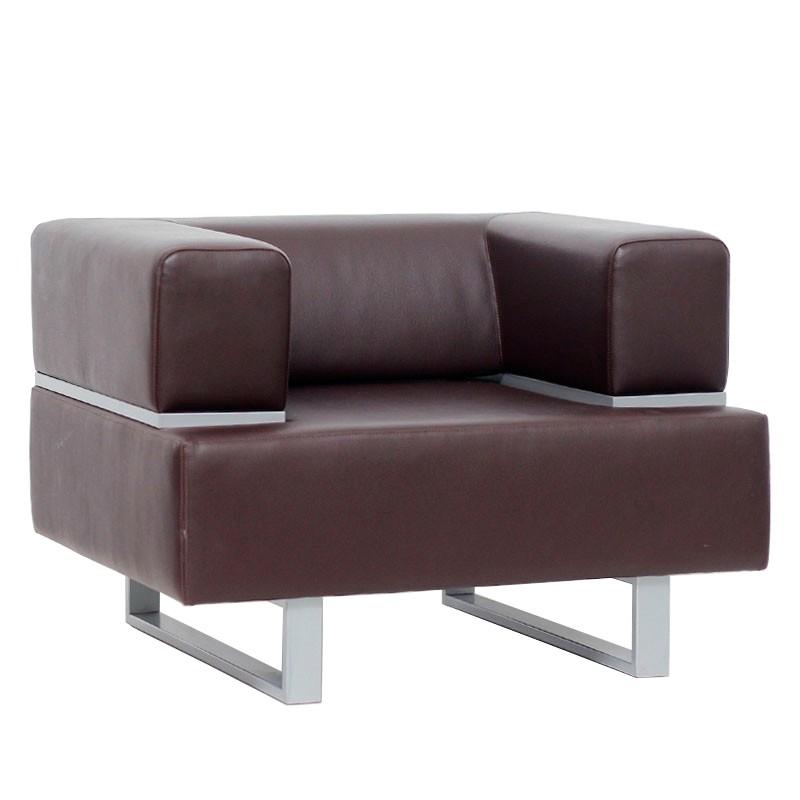Sofá de Piel para Sala de Espera de VILU-OFICE