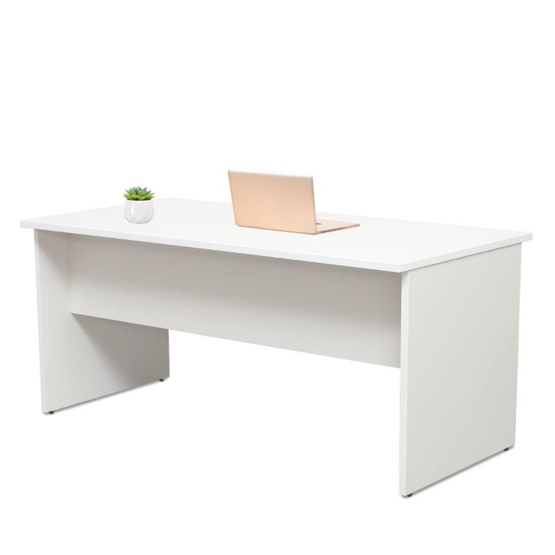 mesa blanca oficina j gorbe