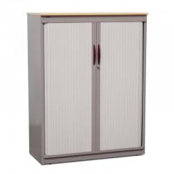 Armario de Oficina con Puertas de Persiana de Steelcase