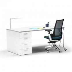 Mesa de Despacho con Cajones Let's Work de FORMA 5