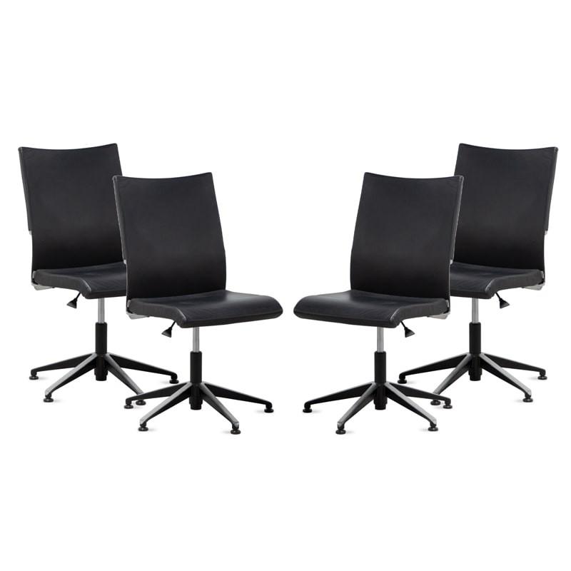 sillas de oficina de reunión segunda mano