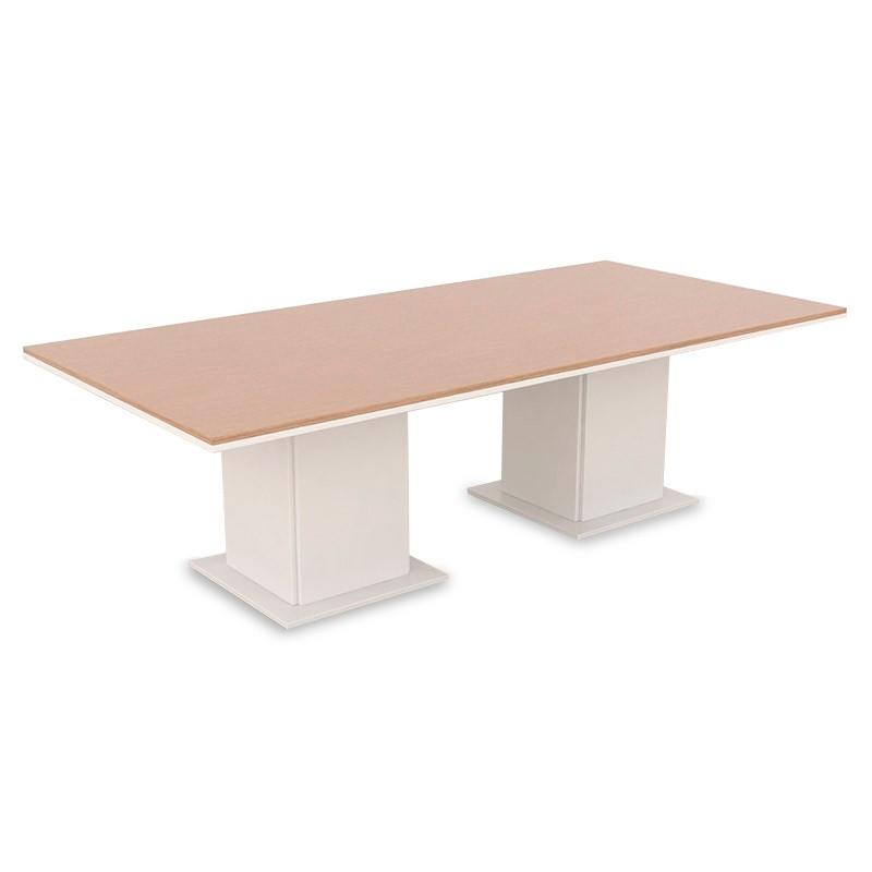 Mesa de Reuniones Rectangular Style de Manufacturas Chacón