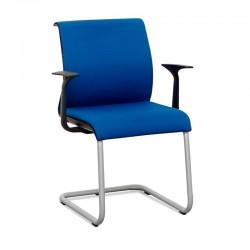 silla tapizada para visitantes Think de Steelcase