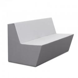 Sofá de Diseño Gris para Recepción MM668