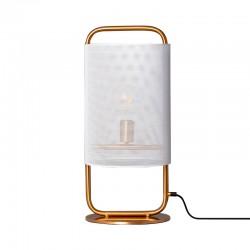 Lámpara de Mesa Madso Dorada