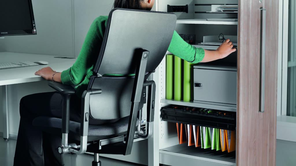 ergonomia y armario