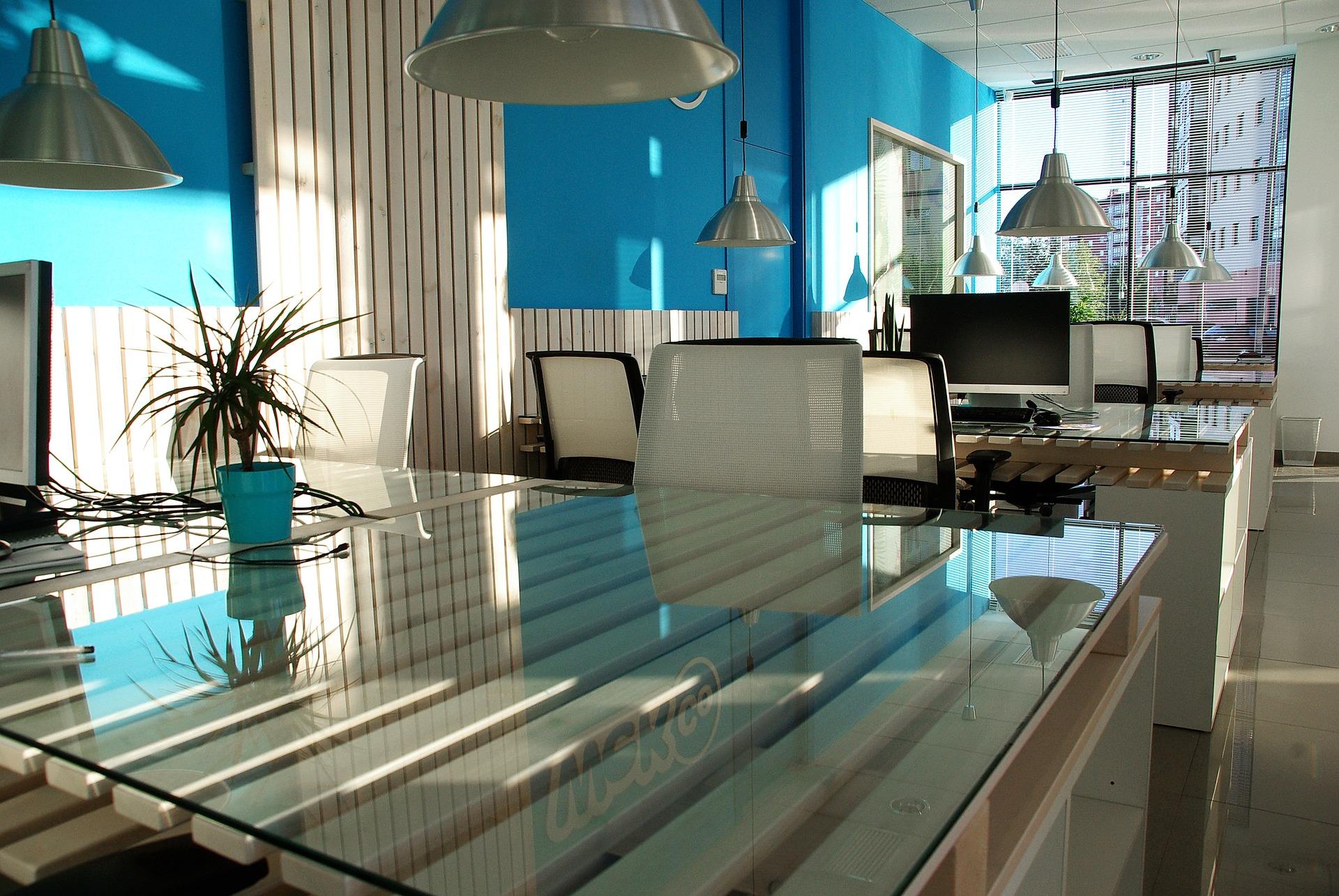 inspiración muebles de oficina